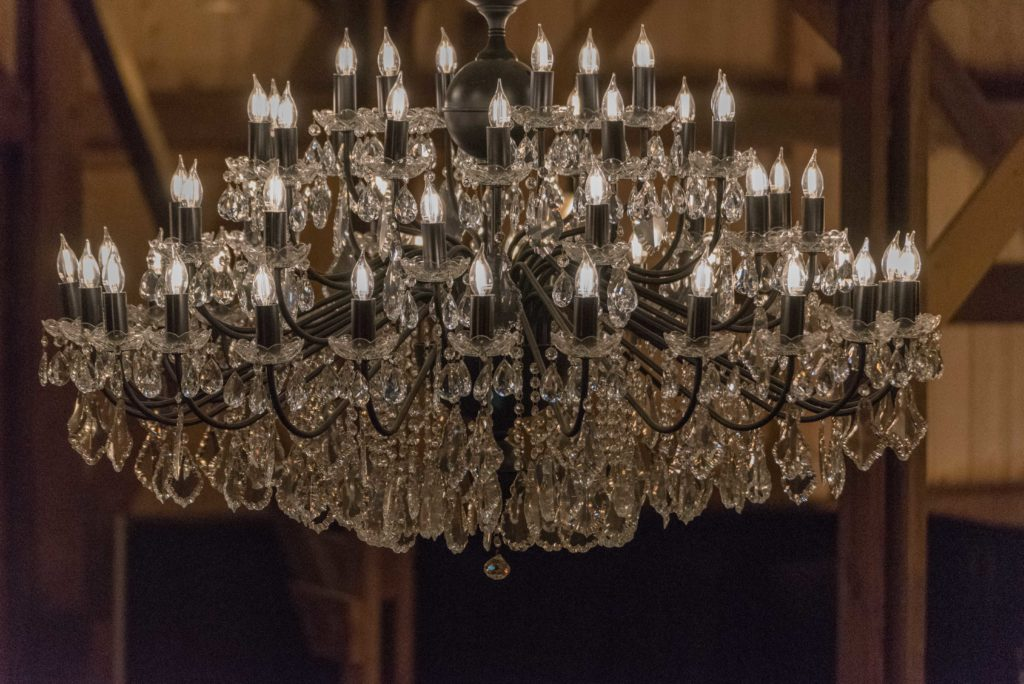 Beautiful chandalier